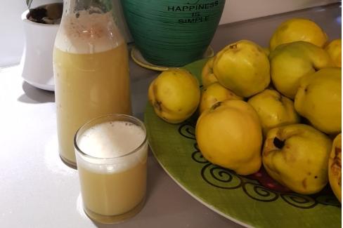 معصرة الربيع بقعاثا: تموّنوا عصير السفرجل الصحي